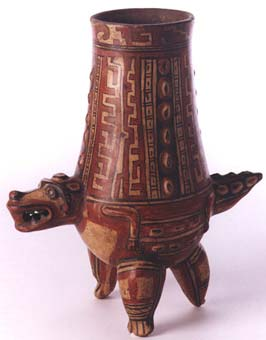 Animal Effigy Jar