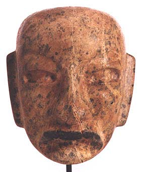 Olmecoid Stone Mask