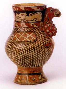 Guanacaste-Nicoya Turkey Effigy Vessel