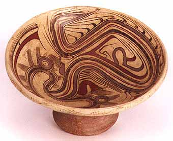 Pedestaled Bowl