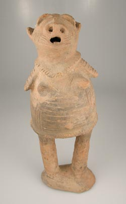 African Art / Dakakari Terracotta Sculpture of a Woman