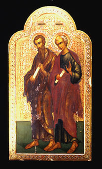 Saints Jacob and Diomedes