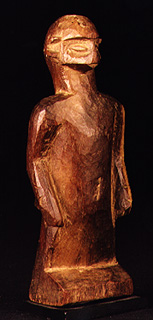 Zulu Wooden Sculpture of a Man