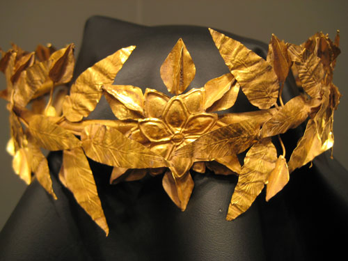 Hellenistic Gold Wreath