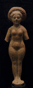 Roman Sculpture of a Woman
