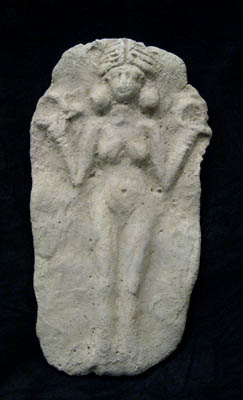 Babylonian  Terracotta Plaque