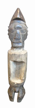 Teke Sculpture of a Man