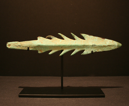 Early Bronze Age Javelin Head