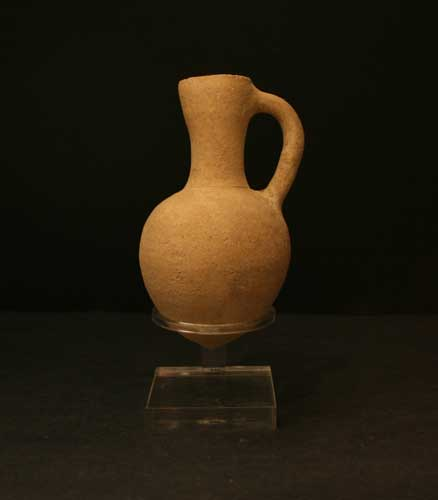 Middle Bronze Age Terracotta Decanter