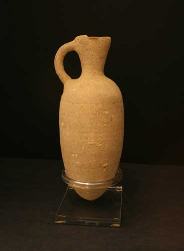 Middle Bronze Age Terracotta Jug or Pitcher