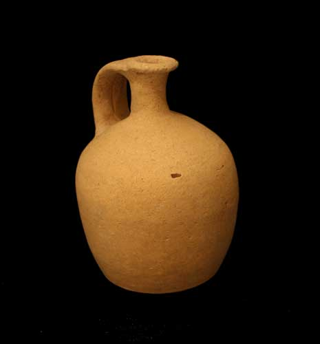 Middle Bronze Age Terracootta Jug