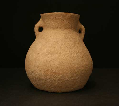 Early Bronze Age Terracotta Amphoriskos
