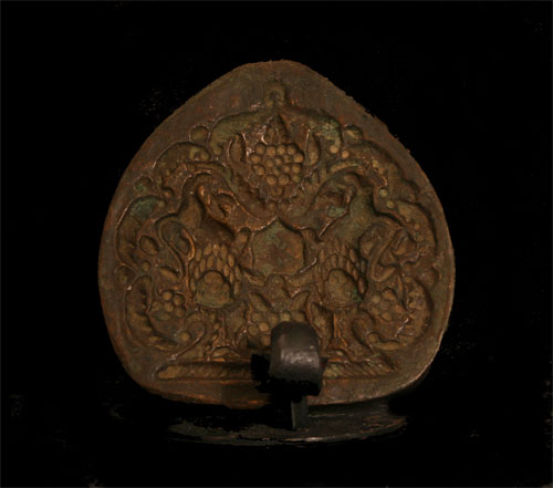 Indian Bronze Jewelers Mould
