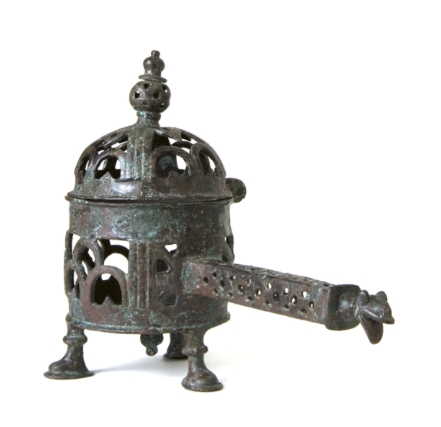 Early Islamic Incense Burner