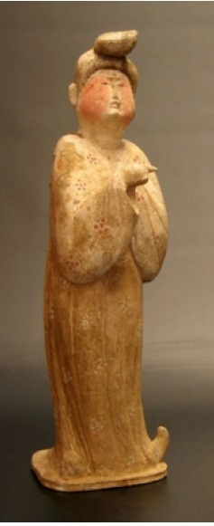 Tang Sculpture of a Fat Lady