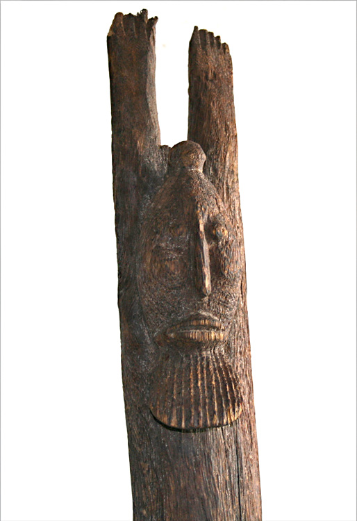 Dogon Figurative Post