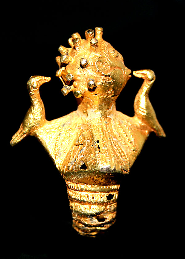 Akan Gold Ring