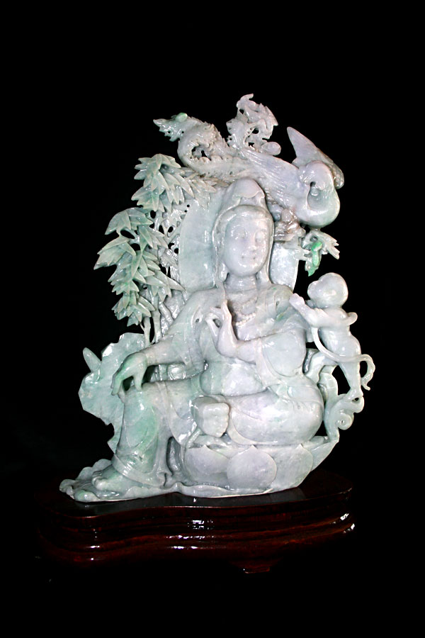 Jade Sculpture