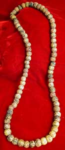 Venetian Glass Trade Bead Necklace