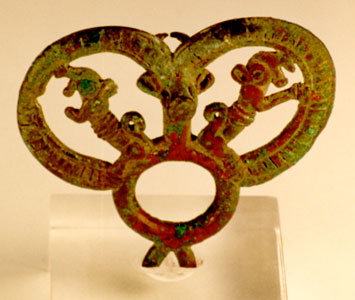Luristan Bronze Harness Ring