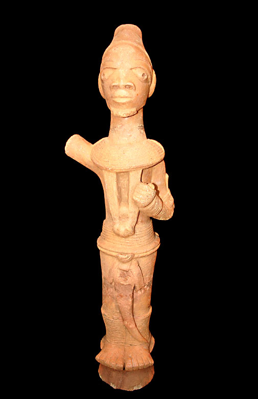 Nok Terracotta Figure