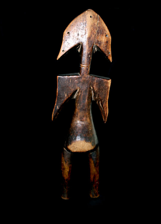 Bambara Female Figure