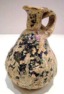 Early Islamic Glass Vessel