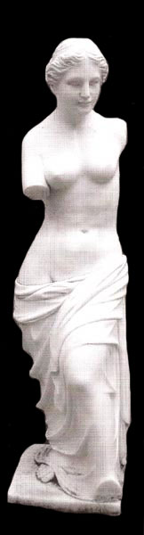 Neoclassical Sculpture of the Venus de Milo