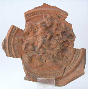 Terra Sigillata Fragment from a Bowl