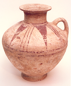Late Bronze Age Monochrome Jug