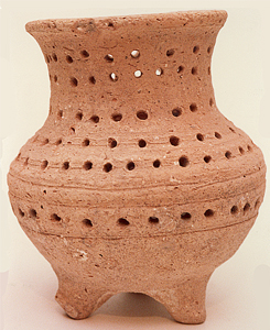 Iron Age Carinated Incense Burner