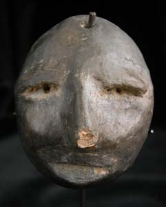 Jalisco Amulet in the Form of a Mask