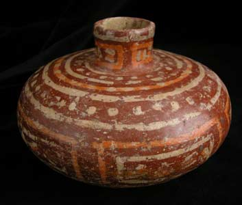 Nayarit Polychrome Vessel