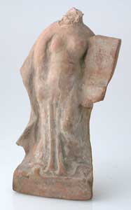 Hellenistic Sculpture of a  Goddess