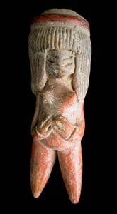 Valdivian Fertility Goddess