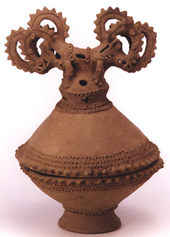Terracotta Incencario