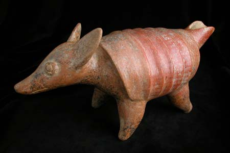 Colima Vessel in the Form of an Armadillo