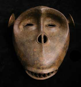 Abron Brass Monkey Mask