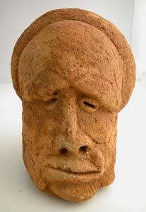 Sokoto Terracotta Head of a Man