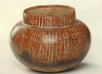 Nayarit Polychrome Pot