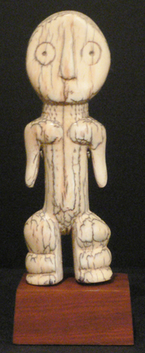 Lega Ivory Figure of  a Woman