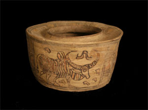 Indus Valley Terracotta Vessel