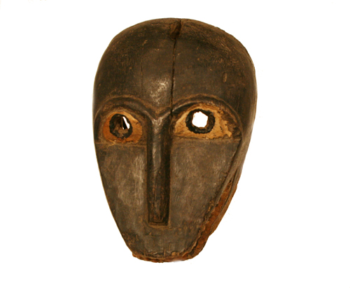 Baule Monkey Mask