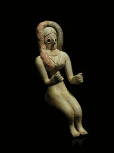 Indus Valley Civilization Terracotta Fertility Goddess