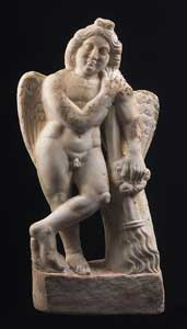 Roman Marble Sculpture of Cupid